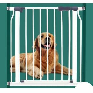 78cm Tall Pet Dog Fence Gate Indoor No-Drilling Household Fence