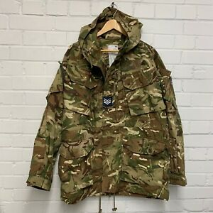 MTP CAMO WINDPROOF FR AIRCREW SMOCK JACKET - Size: 170/104cm , British Issue