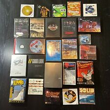 25+ Vintage 2000's Vhs/Dvd snowboard video collection Mack Dawg snowboarding
