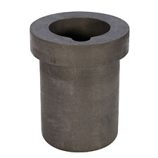 Electric Melting Furnace Graphite Crucible 100oz Jewelry Gold Silver Copper