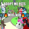 🔥 Cheap Roblox Adopt Me Mega Neon Fly Ride Pets Legendary🔥 w/ purchase