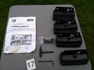 Thule XT Kit 3110(Fiat Punto)
