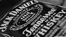 Jack Daniels Canvas Wall A2 A1 A0 Large Gift Present SW0181