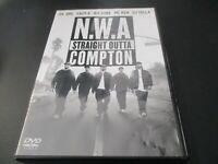 "DVD NEUF ""N.W.A. NWA : STRAIGHT OUTTA COMPTON"" Dr DRE, Ice CUBE, Eazy-E, Mc REN"