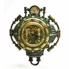 Colonel J. Fizziwigs Steampunk Collection Wall Clock