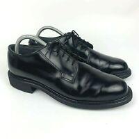 Bates Men's Black Oxford Dress Military Police Uniform Shoes 00968K Size 8 D