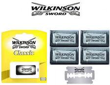 20 Wilkinson Sword CLASSIC Double Edge Rasierklingen *NEU OVP* *Versand n. 24 h*