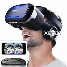 Virtual Reality Headset 3D VR Glasses Virtual Reality Box for Movies Video Game