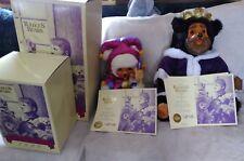 Robert Raikes 1990 Court Jester 000570/10000 King William 1535/10000 Teddy Bears