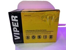 New listing Viper 9756V 2-Way Remote Lcd System