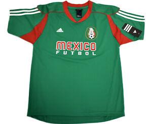 adidas Mexico El Tri Selección Mexicana Kids Futbol Soccer Jersey NWT Pick Size