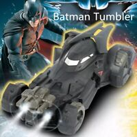 New BATMAN Car The Dark Knight Avengers Super Hero With LED Phonate Collectible