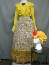 Victorian Dress Edwardian Costume Civil War Style Western Prairie Old West