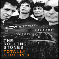 The Rolling Stones - Totally Stripped - Deluxe 4 x Blu-ray + CD