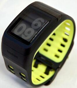 Nike+ 1JA0.017.00S Sport Watch Anthracite/Volt Yellow TomTom GPS Powered running
