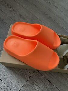 adidas Yeezy Slides Enflame Orange Size 11