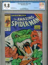 1989 MARVEL AMAZING SPIDER-MAN #313 TODD McFARLANE CGC 9.8 WHITE BOX12