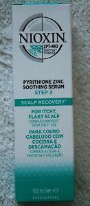 NIOXIN Scalp Recovery Soothing Serum 100ml - New, Fresh Stock