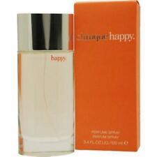 Clinique Happy by Clinique 3.3 / 3.4 oz Perfume EDP Spray for women NEW IN BOX