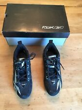 Reebok Jr. MLB Authentic Big Papi Soes MR9Mid Sz 13Y #18-174550 w/Box Blk/Silver