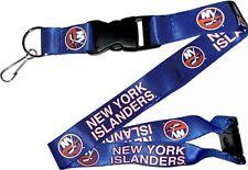NEW YORK ISLANDERS - LANYARD - BRAND NEW NHL HOCKEY - NHL-LN-095-09