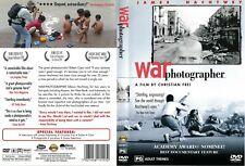 War Photographer (2001) Christian Frei - Used DVD