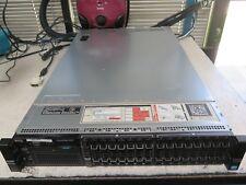 Dell Poweredge R820 Server 4x 8-Core E5-4650 2.7GHz 16GB RAM 300GB HD H710