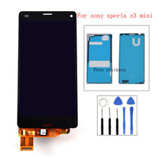 For Sony Xperia Z3 MIni Compact D5803 LCD Display Touch Screen Digitizer +Tool