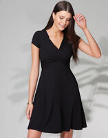 BRAVISSIMO FLORENCE DRESS IN BLACK OR NAVY PD665 RRP £55.00 (59)
