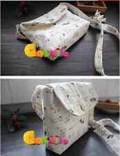 Japanese Game Neko Atsume ねこあつめ Cute Cat shoulder handbag bag Linen