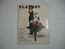 PLAYBOY MAGAZINE SEPTEMBER 1961 CHRISTA SPECK VARGAS CONDITION VG+
