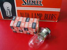 BULB (NOS) Stanley 6V 15/15W Head Light Honda Z50 S65 ATC70 ATC90 CT70 CL CA100