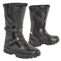 AKITO LATITUDE ADVENTURE OFF ROAD ENDURANCE WATERPROOF MOTORCYCLE BOOTS ALL SIZE