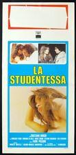 LA STUDENTESSA, CRISTIANA BORGHI, LORRAINE DE SELLE, POSTER AFFICHE LOCANDINA B