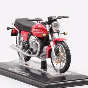 Classic 1/22 scale tiny starline Moto Guzzi V35 motorcycle Diecast model bike