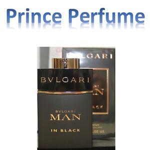 BULGARI MAN IN BLACK EDP VAPO NATURAL SPRAY - 100 ml