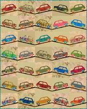 Sweet Ride Car Laundry Basket Applique Lap Quilt Pattern