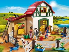 BNIB Playmobil 6927 Pony Farm set