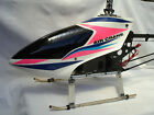 JR PROPO Helicopter + 120A K&S + Engine + Futaba + Kyosho tail blades