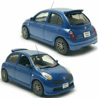 Nissan March 15SR-A 1:43 Scale Model Car Diecast Vehicle Toy Collection Gift