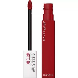 Maybelline Super Stay Matte Ink Liquid Lipstick Spiced Edition Choose Shade