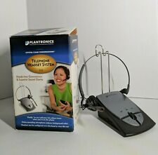 Plantronics S12 Corded Telephone Headset System Headband Form Factor