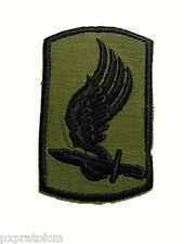 Patch 173 AB Infantry Brigade Vietnam War