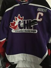 "2004-05 CHL ""C"" ALEXANDRE PICARD ALL-STAR GAME WORN HOCKEY JERSEY-LOA"