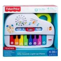 Fisher Price Laugh and Learn Silly Sounds Light Up Piano