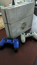 Sony PlayStation 4 Destiny Console with x2 DualShock 4 Controllers