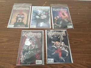 Castlevania: The Belmont Legacy Collection 1-5 The Complete Set Comic 2 3 4 Su
