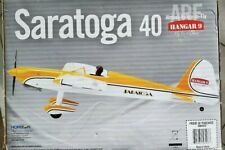 HANGER 9 Saratoga 40. ARF, RC Airplane Kit. -New in box-  Discontinued Item