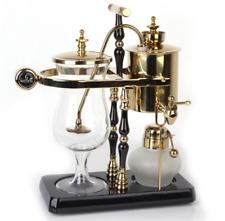 Luxury Royal Family Balance Belgium Syphon Coffee Maker Elegant Balance Syphon