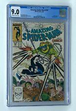 AMAZING SPIDER-MAN #299 Marvel 1988 CGC 9.0 Venom Cameo / Chance Appearance